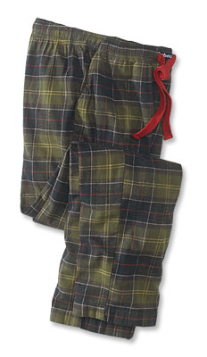Barbour Pajama Bottom