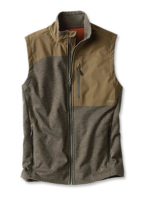 Orvis Hybrid Wool Fleece Vest