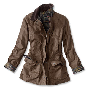 Barbour - Beadnell Wax