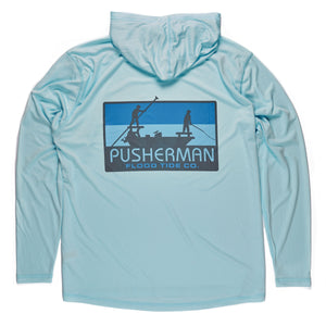 Flood Tide Co. Pusherman Hooded Solarshirt