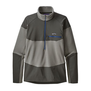 Patagonia Men's Long-Sleeved R1 Fitz Roy