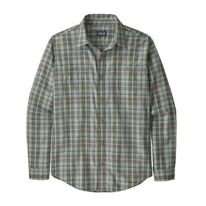 Patagonia Men's LS Organic Pima Cotton Shirt