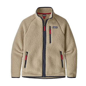Patagonia Boys' Retro Pile Fleece Jacket