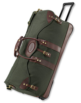 Orvis Classic Rolling Duffle