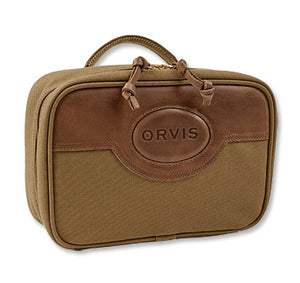 Orvis Morning Hanging Travel Kit