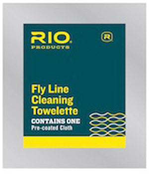 RIO PRODUCTS Fly Line Cleaning Towelette