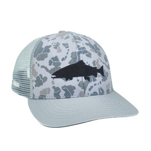 Rep YourWater Camo Trout Hat