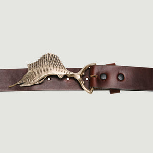 HookNHide Sailfish Belt Buckle