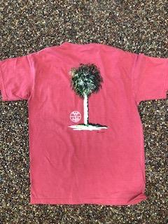 WM Lamb and Son Palm Tree Tee