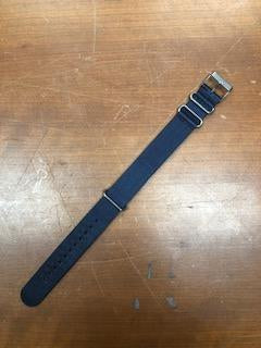 Form Function Form Timex 20mm Fabric Slip Through Band