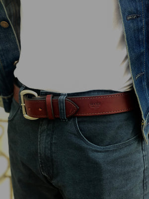 Hooks Crafted Leather Co. | Gun Belt