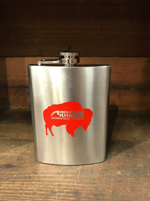 Mountain Khakis Stainless Steel Bison Flask