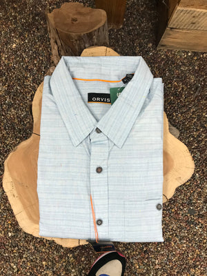 Orvis Striped LS Workshirt