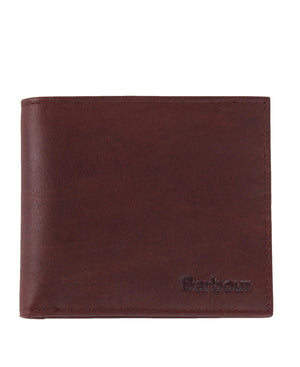 Barbour Wax Leather Billfold