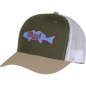 Marsh Wear Retro Inshore Trucker
