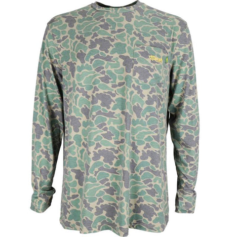Mallard Pamlico LS Performance Shirt