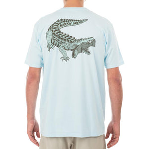 Marsh Wear Gator and Redfish Tshirt