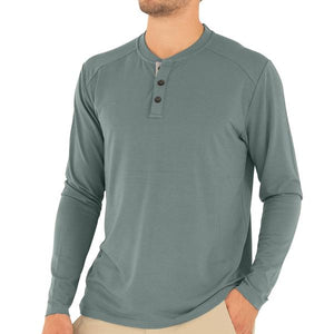 Free Fly Men's Flex Henely