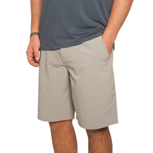 "Free Fly Bamboo-Lined Hybrid Shorts 7.5"" inseam"