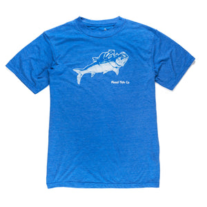 Flood Tide Co. Saltwater Cowboy T-Shirt