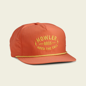 Howler Brothers Unstructured Snapback Painted Howler