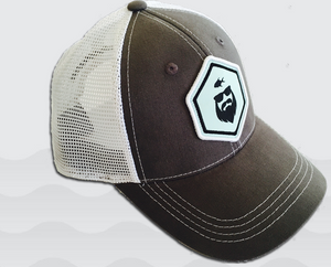 Tidehead Cotton Twill Trucker Hat