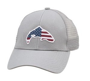 Simms Small Fit USA Trout Trucker