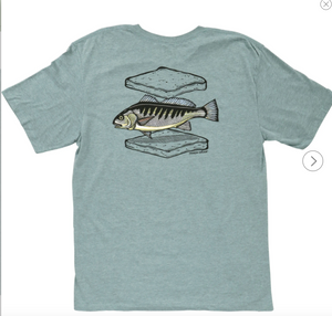 Marsh Wear Salt Marsh Croaker Sandwich T-shirt