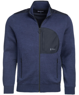 Barbour Irving Zip Through Sweater