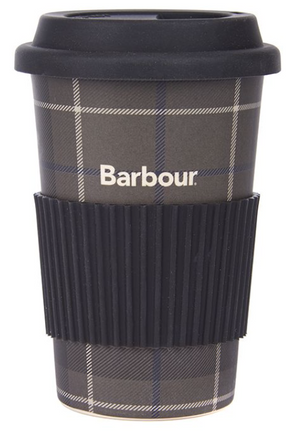 Barbour - Tartan Travel Mug