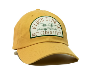 Flood Tide Co. GCL Camper Twill Hat