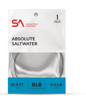 Scientific Anglers Absolute Saltwater Leader