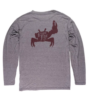 Flood Tide Co. FIDDLER LONG SLEEVE T-SHIRT