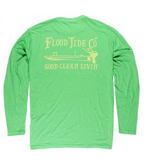 Flood Tide Co. GCL SKIFF LONG SLEEVE T-SHIRT