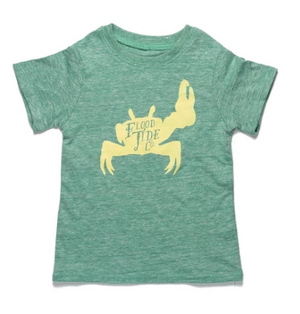 Flood Tide Co. KID'S FIDDLER T-SHIRT
