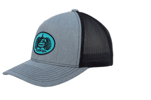 Toadfish Truck Trucker Hat