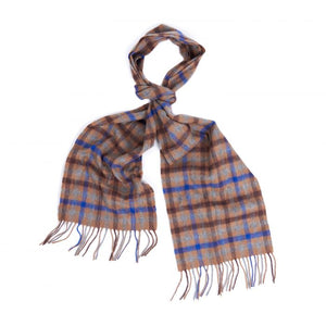 Barbour Mini Tattersall Scarf