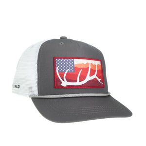 Rep Yourwild Wild USA Hat