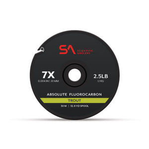 Scientific Anglers Absolute Fluorocarbon Trout