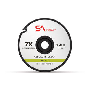 Scientific Anglers Absolute Clear Trout Tippet