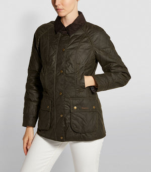 Barbour Gibbon Wax