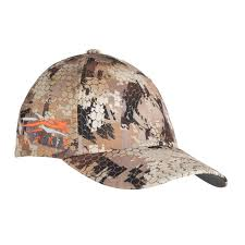 Sitka - Cap with Side Logo