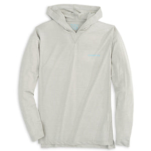 Fish Hippie Boden Streak Heather Performance Hoodie
