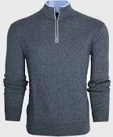 Greyson - Sebonack Quarter-Zip Sweater