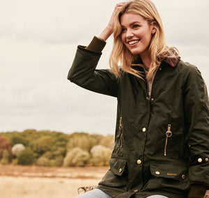 Barbour - Icons Beaufort Waxed Jacket