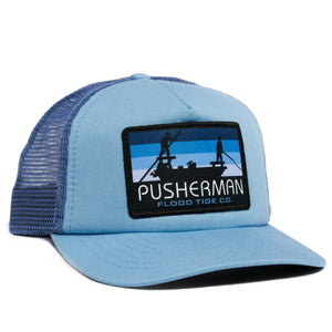 Flood Tide Co. Pusherman Foam Trucker