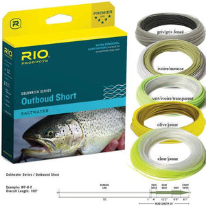 Rio Coldwater OutBound Short Saltwater