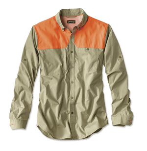Orvis - LS Cotton Featherweight Shooting Shirt