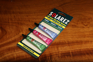 Solarez UV Cure Fly-Tying Resins 3 Pack