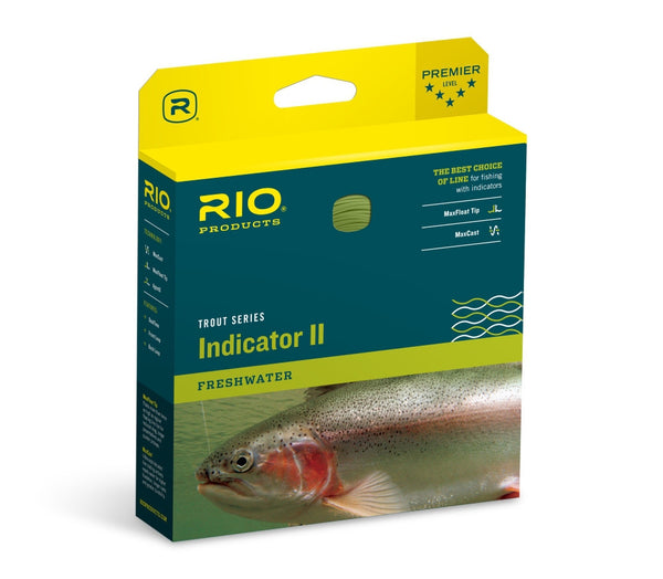 RIO PRODUCTS INDICATOR II TROUT LINE